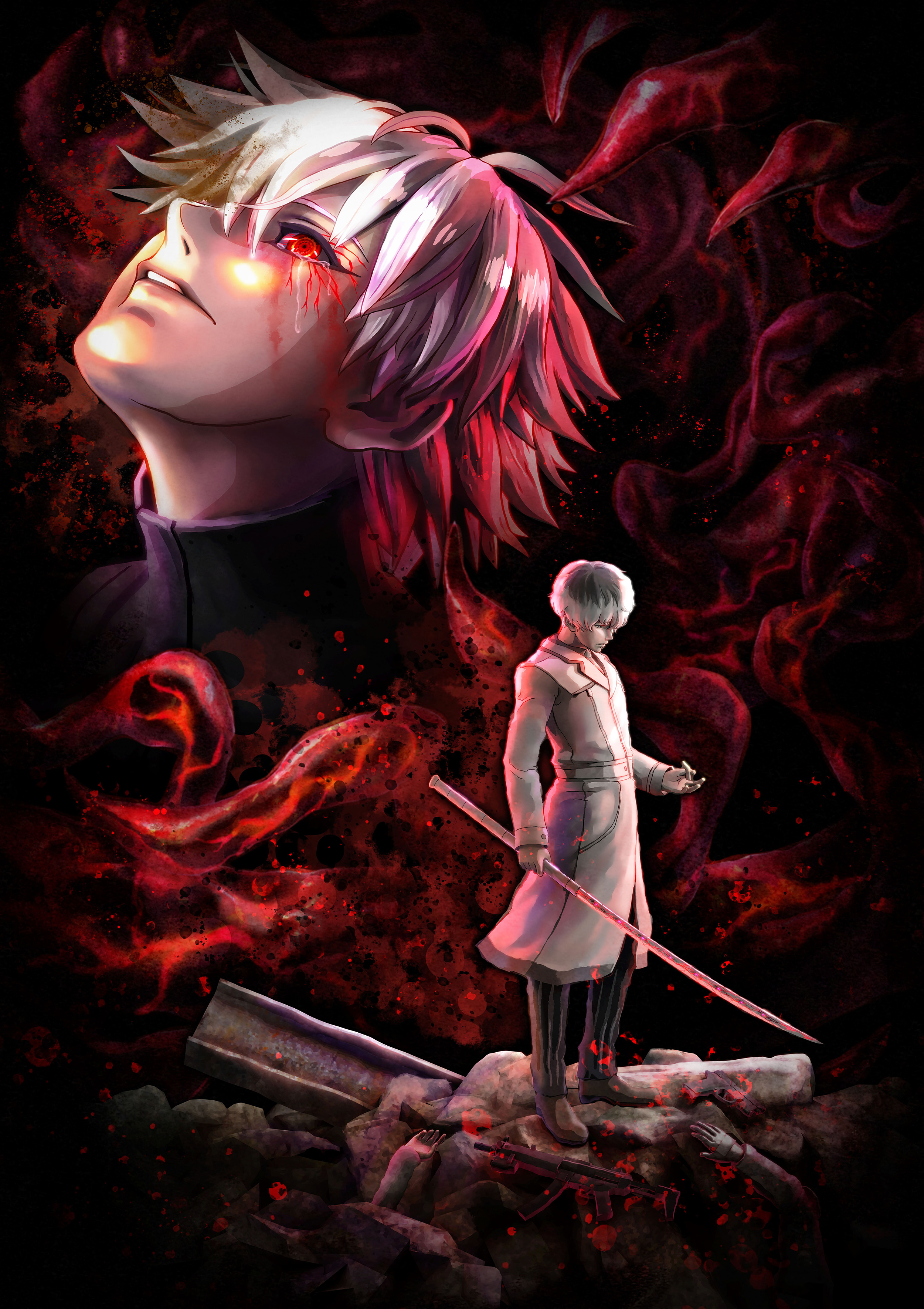 All Games Delta: Tokyo Ghoul:re Call to Exist Coming West